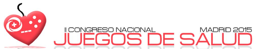 Logo Congreso Juegos de Salud-2015