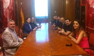 Reunión con GPP en el Congreso