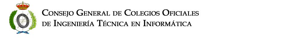 Consejo General de Colegios Oficiales de Ingeniería Técnica en Informática