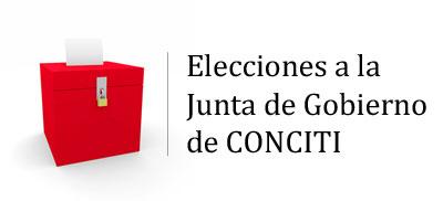 Elecciones a la Junta de Gobierno 2019