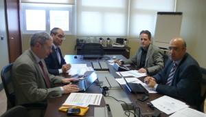 Reunión comisión mixta aneca